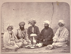Murad Khan and other chiefs [Kabul].